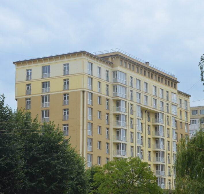Житловий будинок на вул. Манастирського